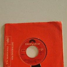Discos de vinilo: LOS SECRETOS – PROBLEMAS - TODO POR NADA. Lote 64882747