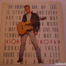Discos de vinilo: JASON DONOVAN - EVERY DAY. MAXI EN VINILO.. Lote 64926683