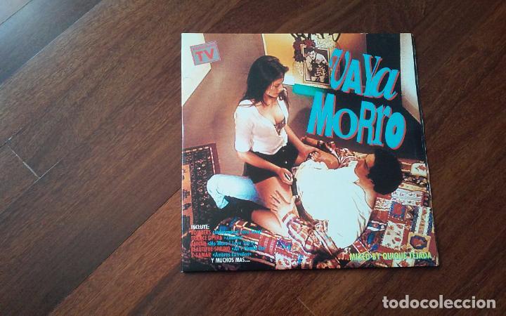 VAYA MORRO-MIXED BY QUIQUE TEJADA.2 LP (Música - Discos - LP Vinilo - Techno, Trance y House)