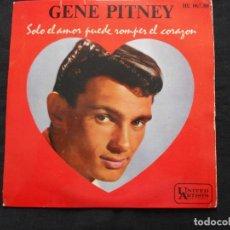 Discos de vinilo: GENE PITNEY. Lote 64935739