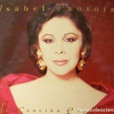 Discos de vinilo: ISABEL PANTOJA - CANCION ESPAÑOLA - BMG ARIOLA - 1990. Lote 64973499