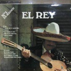 Discos de vinilo: INOLVIDABLE SUDAMERICA!-EL REY-RAUL DEL CASTILLO-1975-NUEVO. Lote 64996663