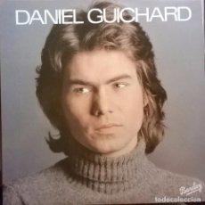 Discos de vinilo: DANIEL GUICHARD, DANIEL GUICHARD, BARCLAY – 96 073/74. Lote 65019351