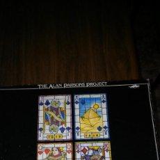 Discos de vinilo: THE ALAN PARSONS PROJECT - BOXSET 4 PRIMEROS LPS. Lote 65040779