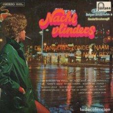 Discos de vinilo: DE ZANGERES ZONDER NAAM* EN JERRY EN MARY BEY, NACHTVLINDERS-FONTANA-826 408 QY S. Lote 65044955