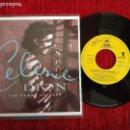 Discos de vinilo: CELINE DION THE POWER OF LOVE EDICIÓN ESPAÑOLA PROMOCIONAL NUEVO. Lote 167918556