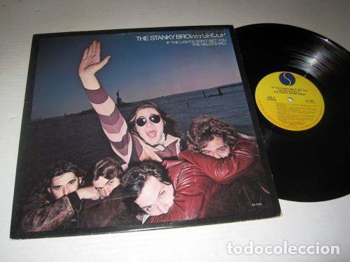 THE STANKY BROWN GROUP - IF THE LIGHTS DON'T GET 77 ! ELLIOT RANDALLM GUITAR !! COMPLETA EDIC US, EX (Música - Discos de Vinilo - EPs - Pop - Rock Extranjero de los 70)