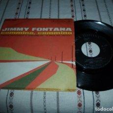 Discos de vinilo: JIMMY FONTANA CAMMINA CAMMINA. Lote 65336479