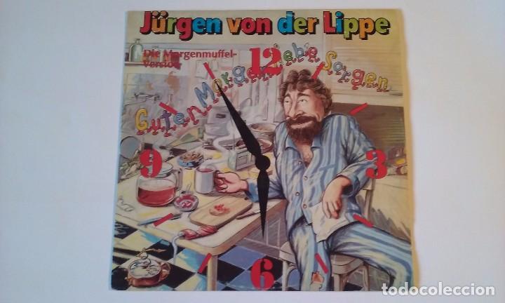 Jürgen Von Der Lippe Guten Morgen Liebe Sorgen Die Morgenmuffel Version 1987