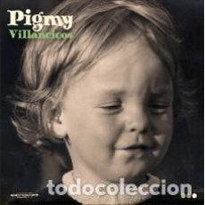 Discos de vinilo: PIGMY - VILLANCICOS (GRABACIONES, 2014) EDICIÓN NUMERADA DE 500 UNIDADES. Lote 219448478
