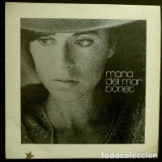 Discos de vinilo: MARIA DEL MAR BONET - LP BOCACCIO 1971 - MERCE. Lote 65432047
