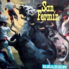 Discos de vinilo: SAN FERMÍN - RONDALLA BIDASOA - 1964. Lote 65463126