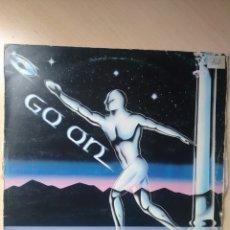 Discos de vinilo: GARY LOW GO ON LP (1983). Lote 65662317