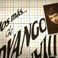 Discos de vinilo: LP RARISIMO DISCO DE DYANGO : LO MEJOR DE DYANGO . Lote 65684842