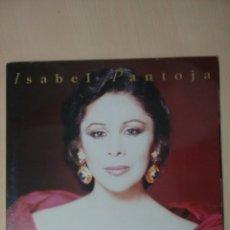 Discos de vinilo: ISABEL PANTOJA LA CANCIÓN ESPAÑOLA LP (1990). Lote 65692239