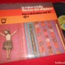Discos de vinilo: LOS CALCHAKIS VOL.10 LA MISA CRIOLLA+FLAUTAS DEL ALTIPLANO LP 1975 ARION ESPAÑA SPAIN. Lote 65707910