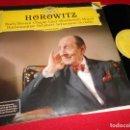 Discos de vinilo: HOROWITZ BACH/BUSONI+CHOPIN+LISZT+MOSZKOWSKI+SCRIABIN+SCHUMANN+MOZART++ LP 1985 DEUTSCHE GERMANY EX. Lote 65708334