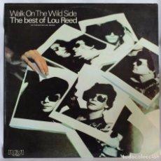 Discos de vinilo: VINILO LP: LOU REED -THE BEST OF LOU REED- RCA1977.. Lote 65726742