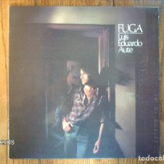 Discos de vinilo: LUIS EDUARDO AUTE - FUGA . Lote 65738490