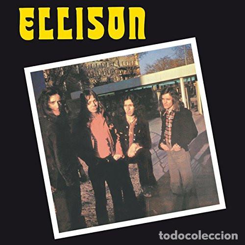LP ELLISON VINILO HARD ROCK (Música - Discos - LP Vinilo - Pop - Rock - Extranjero de los 70)