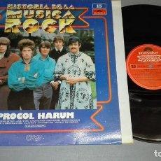Discos de vinilo: 918- PROCOL HARUM DISCO VINILO LP - PORTADA VG ++ / VINILO VG ++. Lote 65771126
