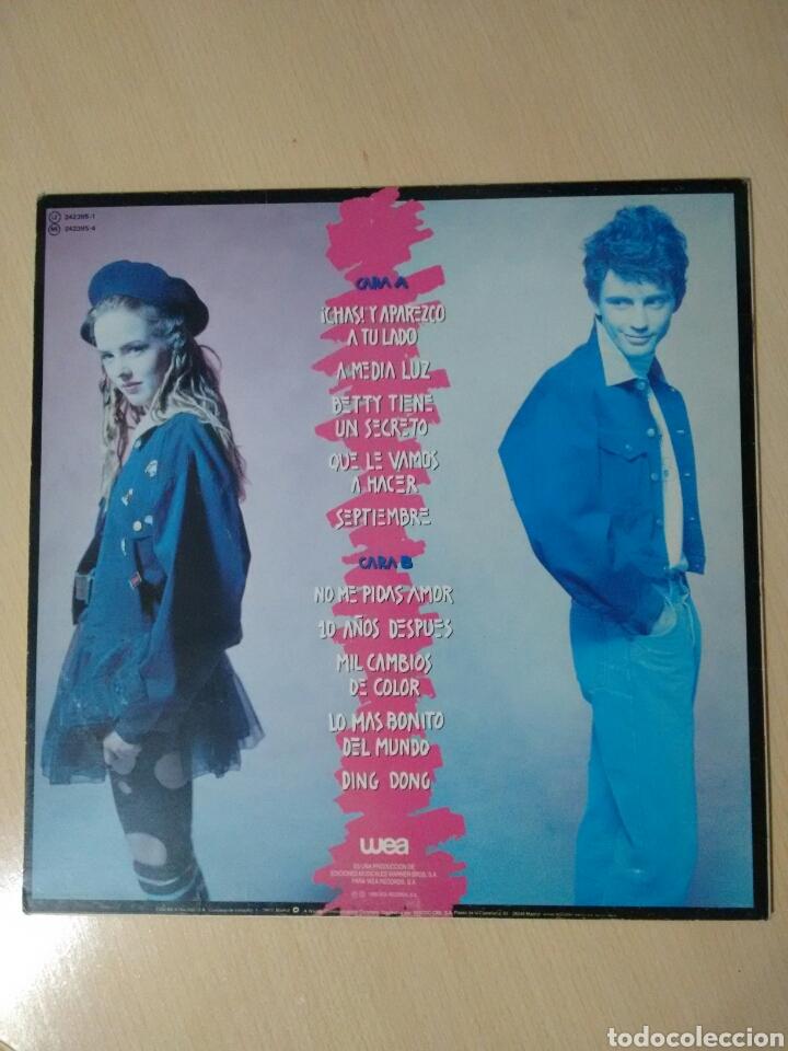 """Discos de vinilo: ALEX Y CHRISTINA """"ALEX Y CHRISTINA"""" LP (1988) - Foto 2 - 65812783"""