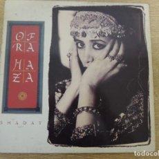 Discos de vinilo: OFRA HAZA SHADAY LP 1988. Lote 65815102