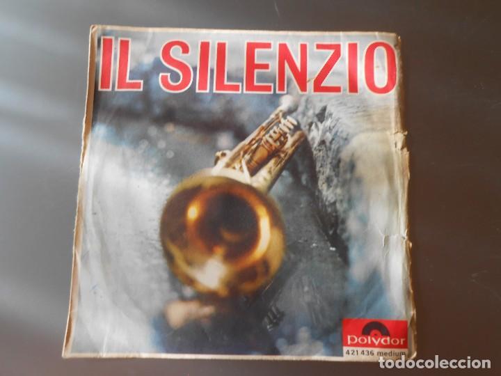 IL SILENZIO (Música - Discos - Singles Vinilo - Grupos Españoles de los 70 y 80)