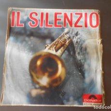 Discos de vinilo: IL SILENZIO. Lote 65824098