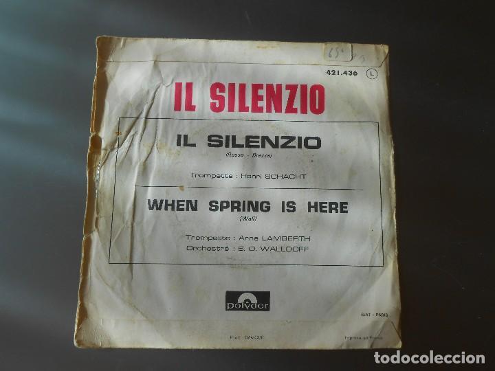 Discos de vinilo: IL SILENZIO - Foto 2 - 65824098