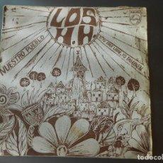 Discos de vinilo: LOS H.H. Lote 65824354