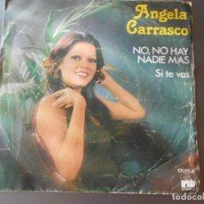Discos de vinilo: ANGELA CARRASCO. Lote 65825798