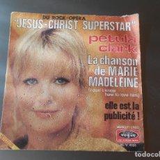 Discos de vinilo: PETULA CLARK --JESUS-CHRIST SUPERSTAR. Lote 65826886
