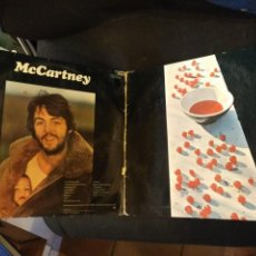 Discos de vinilo: PAUL MCCARTNEY (MCCARTNEYI) ENGLAND - 1970 LP33 APPLE RECORDS. Lote 65828674