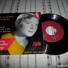 Discos de vinilo: LUCIENNE DELYLE SUR MA VIE 4. Lote 65851214