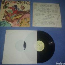 Discos de vinilo: XAVIER MACAYA LP TRALMANACTRUMENTS 1988. Lote 65855822