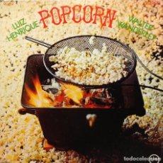 Discos de vinilo: LUIZ HENRIQUE & WALTER WANDERLEY / POPCORN LP VINILO BOSSA NOVA. Lote 65855914