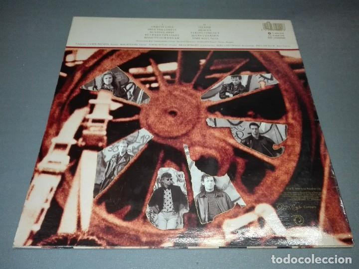 Discos de vinilo: 918- T`PAU- RAGE -LP DISCO VINILO- PORTADA VG + / DISCO VG + - Foto 2 - 65871278