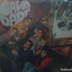 Discos de vinilo: SALÓN DADA. MISMO TÍTULO. SOCIEDAD FONOGRÁFICA ASTURIANA. (560) 2405321LP 1986 SPAIN. Lote 65872698
