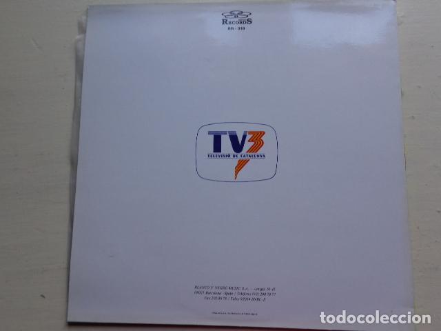 Discos de vinilo: CARME CANELA - PERE GÓMEZ - CANYA FRESCA - LA TRINCA - MAXI SINGLE - BLANCO Y NEGRO - 1992 - Foto 2 - 65876150