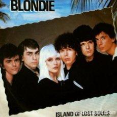 Discos de vinilo: BLONDIE (SINGLE ED. UK 1982) ISLAND OF LOST SOULS - DRAGONFLY. Lote 65893226