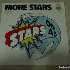 Disques de vinyle: STARS ON 45 ( MORE STARS ) 1981 - HOLANDA SINGLE45 CNR. Lote 65901154