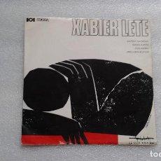 Dischi in vinile: XABIER LETE - MAITEAZ GALDEZKA EP 1969 4 TEMAS. Lote 65903578