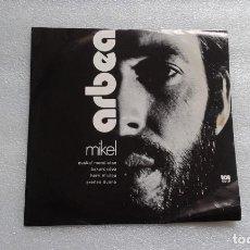 Dischi in vinile: MIKEL ARBEA - EUSKAL MENDIETAN EP 1972 4 TEMAS. Lote 65903826