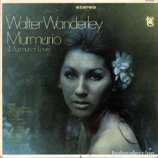 Discos de vinilo: WALTER WANDERLEY - MURMÚRIO (MURMUR OF LOVE) LP VINILO BOSSA NOVA. Lote 65908586