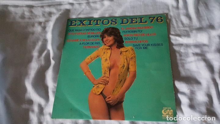 EXITOS DEL 76 -VARIOUS  - VINYL, LP, COMPILATION -SELLO GRAMUSIC (Música - Discos - LP Vinilo - Solistas Españoles de los 70 a la actualidad)
