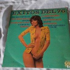Discos de vinilo: EXITOS DEL 76 -VARIOUS  - VINYL, LP, COMPILATION -SELLO GRAMUSIC. Lote 65929350