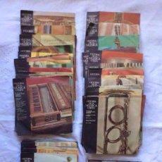 Discos de vinilo: DISCOS ,LOTE DE 115 DISCOS HISTORIA DE LA MUSICA CODEX ,IDEAL COLECCIONISTAS. Lote 182384801
