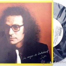 Discos de vinilo: JAUME SISA - LA MÀGIA DE L'ESTUDIANT, TRENQUEM EL COMPAS SG EDIGSA 1979. Lote 65940046