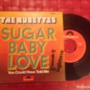 Discos de vinilo: SINGLE/VINILO THE RUBETTES